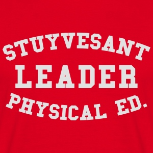 STUYVESANT LEADER PHYSICAL ED. Aprons - Men's T-Shirt