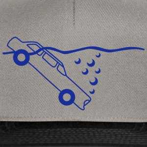 Diving Car T-Shirts - Snapback Cap