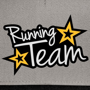 Running Team Tee shirts - Casquette snapback