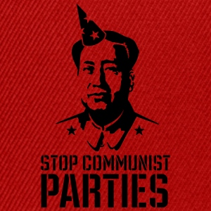 Stop communist parties Sweat-shirts - Casquette snapback