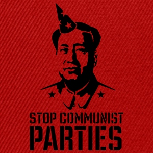 Stop communist parties Tee shirts - Casquette snapback