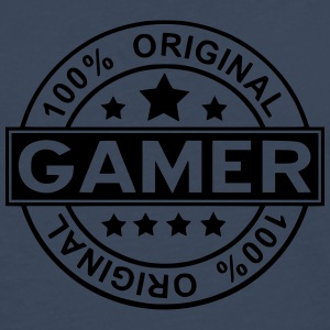 gamer - T-shirt manches longues Premium Homme