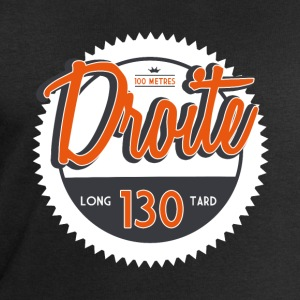 Droite 130 Long Tard Tee shirts - Sweat-shirt Homme Stanley & Stella