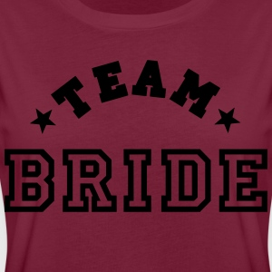 team bride  Aprons - Women's Oversize T-Shirt