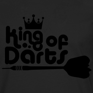 darts  T-Shirts - Men's Premium Longsleeve Shirt