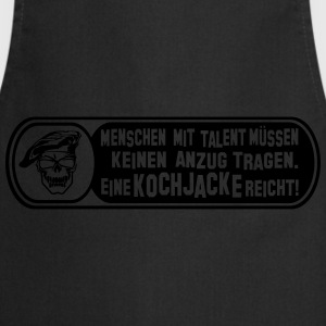 talent_2 T-Shirts - Kochschürze