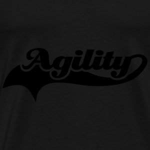 Agility Bags & backpacks - Men's Premium T-Shirt