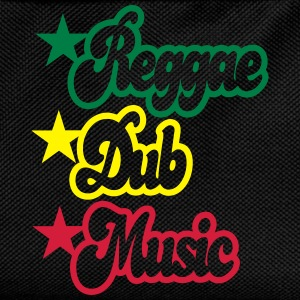 reggae dub music T-Shirts - Kids' Backpack