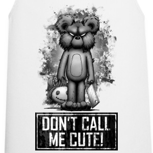 Teddy - Don't Call Me Cute Sweatshirts - Forklæde