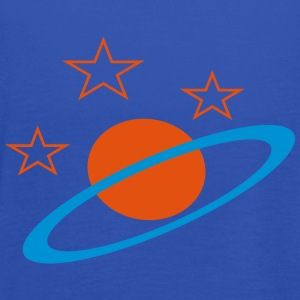 space - Frauen Tank Top von Bella