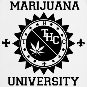 Marijuana university - Tablier de cuisine