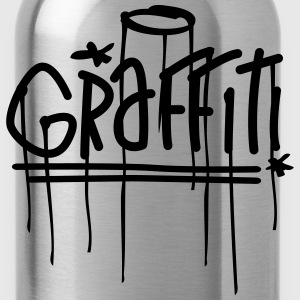 graffiti T-shirts - Drinkfles