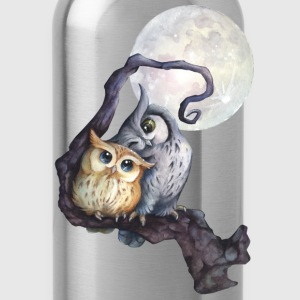 Moon love T-Shirts - Trinkflasche