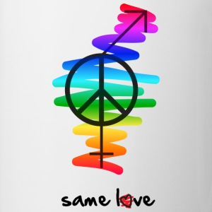 Same Love T-Shirts - Mug