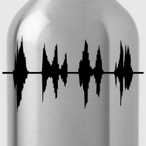 audio T-Shirts - Water Bottle