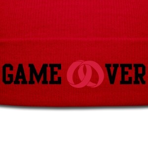 game over T-Shirts - Wintermütze