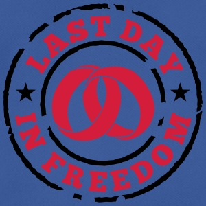 Last day in freedom Pullover & Hoodies - Männer T-Shirt atmungsaktiv