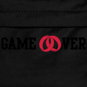 game over Pullover & Hoodies - Kinder Rucksack
