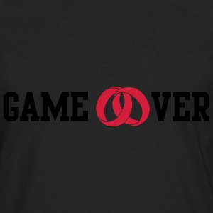 game over Hoodies & Sweatshirts - Men's Premium Longsleeve Shirt