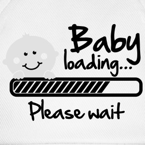 Baby loading - please wait Sweaters - Baseballcap
