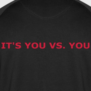 You vs. You Tee shirts - Sweat-shirt Homme Stanley & Stella
