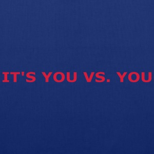 You vs. You T-Shirts - Stoffbeutel