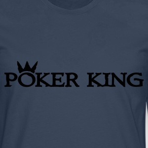 Green poker Jumpers - Men's Premium Longsleeve Shirt