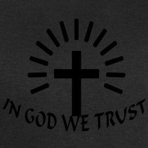 In God we trust (1c) T-Shirts - Men's Sweatshirt by Stanley & Stella