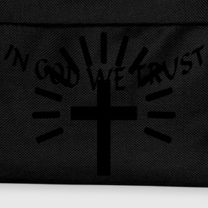 In God we trust (1c) T-Shirts - Kids' Backpack