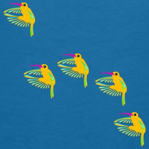 five hummingbirds Accessories - Women's V-Neck T-Shirt
