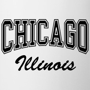 chicago_illinois T-Shirts - Tasse