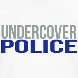 undercover police Tee shirts - T-shirt manches longues Premium Homme