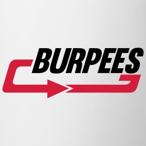 Burpees T-shirts - Mugg