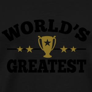 World's greatest Sweaters - Mannen Premium T-shirt