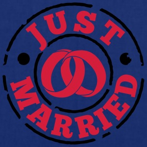 just_married Tee shirts - Tote Bag