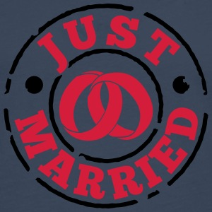 just_married Tee shirts - T-shirt manches longues Premium Homme