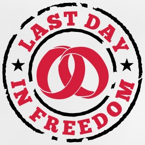 Last day in freedom Tee shirts - T-shirt Bébé
