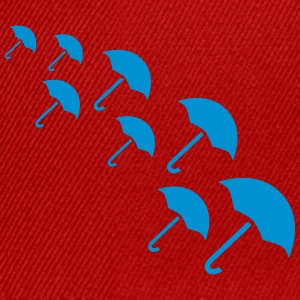 Umbrella Design T-shirts - Snapbackkeps