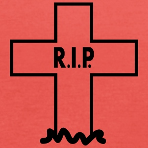 RIP Cross T-Shirts - Frauen Tank Top von Bella
