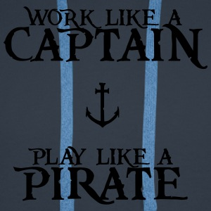 Play like a Pirate - Men's Premium Hoodie