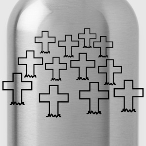 Cemetery T-Shirts - Water Bottle
