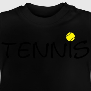 Balle de tennis tennis ball clubs 2C sportifs. Sweats - T-shirt Bébé