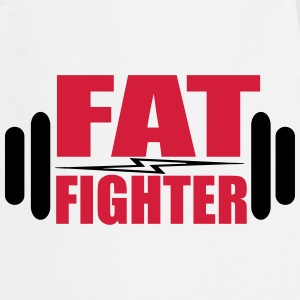 Fat Fighter T-paidat - Esiliina
