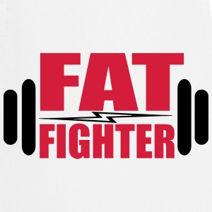 Fat Fighter T-shirts - Förkläde