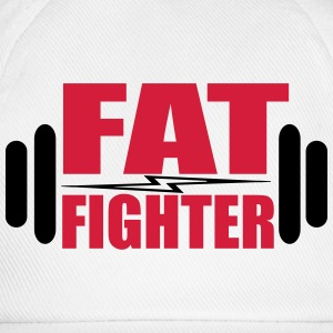 Fat Fighter Magliette - Cappello con visiera