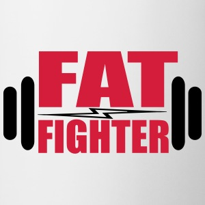Fat Fighter T-shirts - Kop/krus