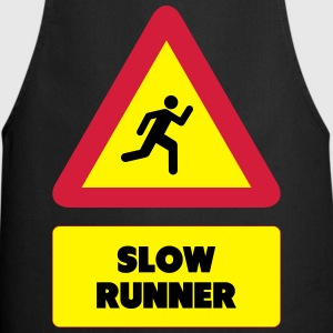 Slow Runner T-shirts - Keukenschort