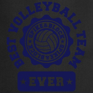 Best Volleyball Team Sweat-shirts - Tablier de cuisine