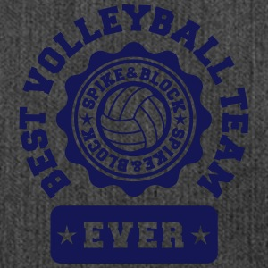 Best Volleyball Team Sweat-shirts - Sac bandoulière 100 % recyclé