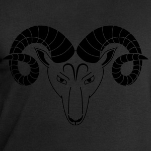 ram Signe zodiacal astrologie horoscope Tee shirts - Sweat-shirt Homme Stanley & Stella